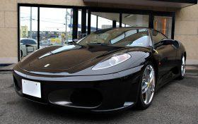 Ferrari F430 F1 Black