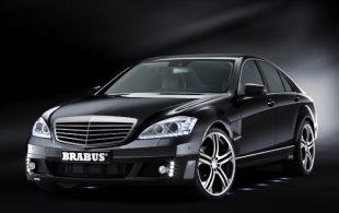 BRABUS S-class W221