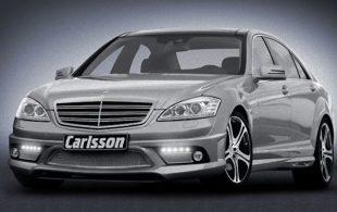 Carlsson S-class W221